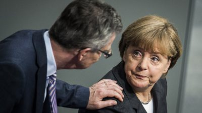 Verliert Merkel bereits an Macht? Wurde nicht informiert über Dublin-Wiedereinführung