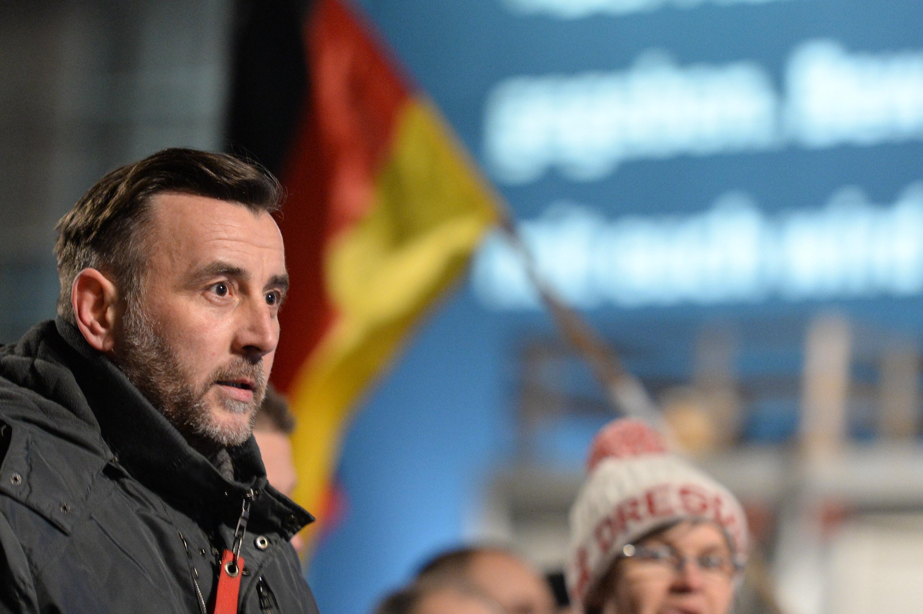 """Lutz Bachmanns Rede zum 9. November """"für Frieden und verantwortungsvolle Politik"""""""