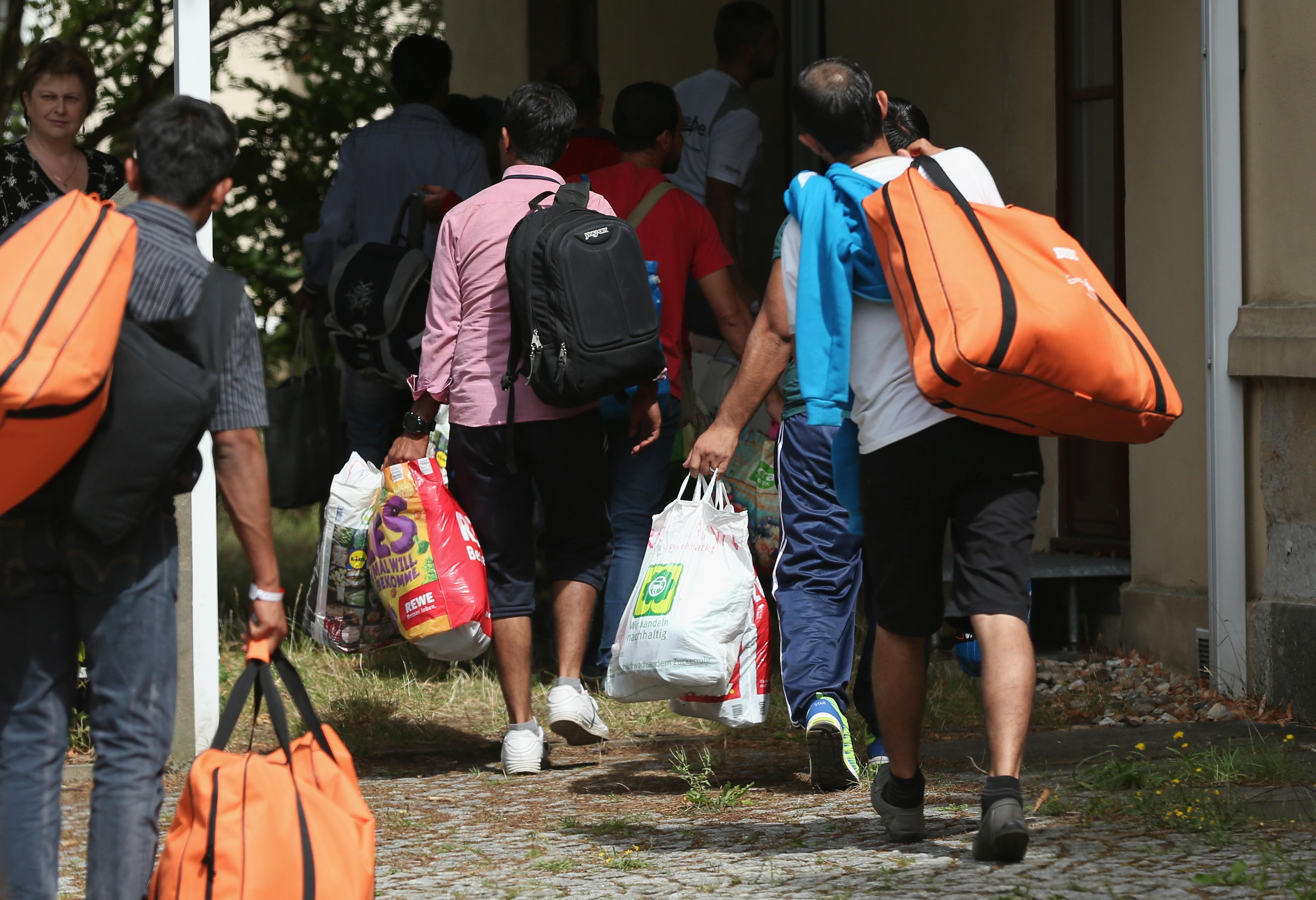 Verschwunden: Hälfte der Flüchtlinge in hessischem Asylheim einfach weg