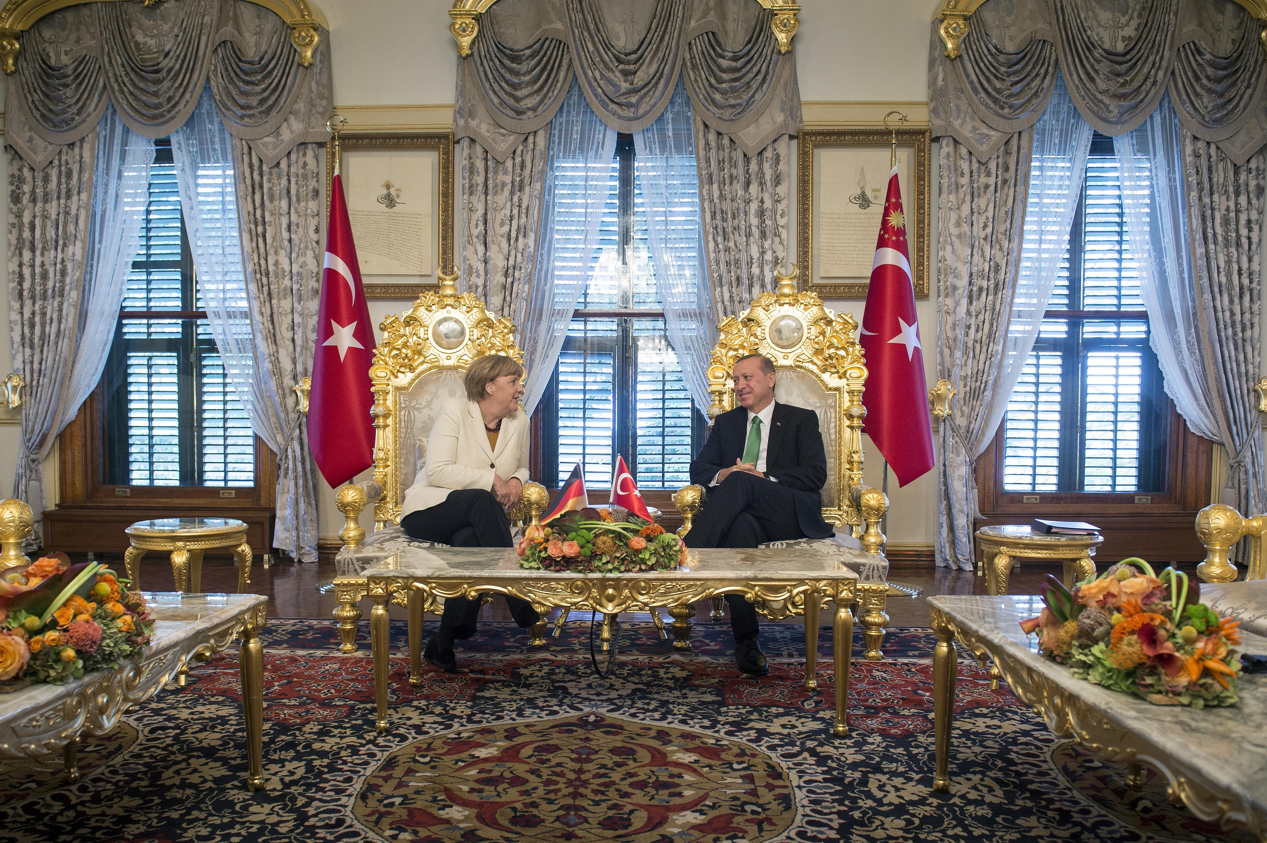Vor dem EU-Gipfel: Unterstützung der Türkei ist auch eine Unterstützung des IS