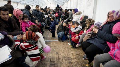 Asylkosten-Prognose 21 Milliarden: Union sieht keinen Handlungsbedarf