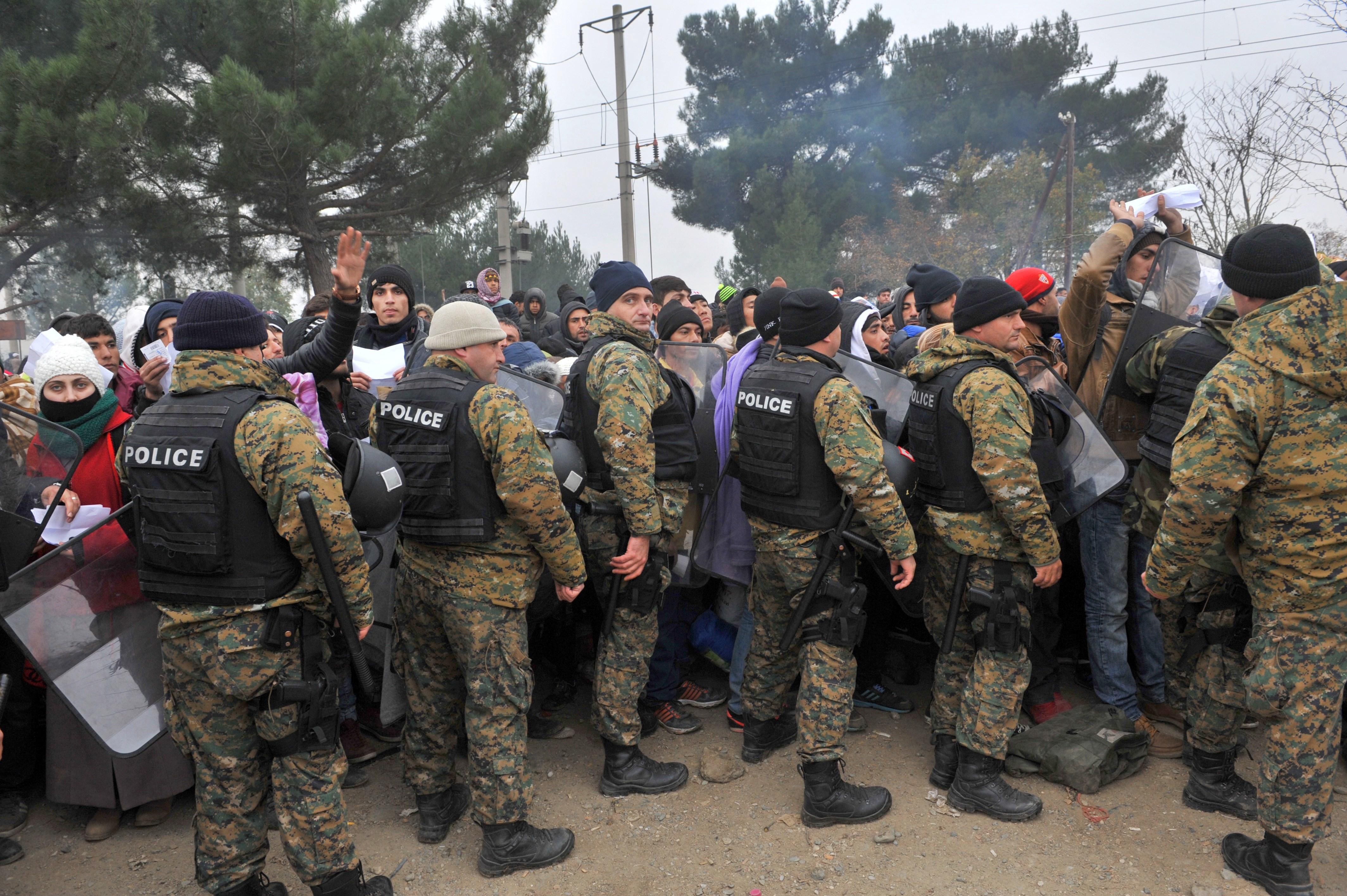 Bayerns Innenminister: Flüchtlingskontingente bedeuten Obergrenze
