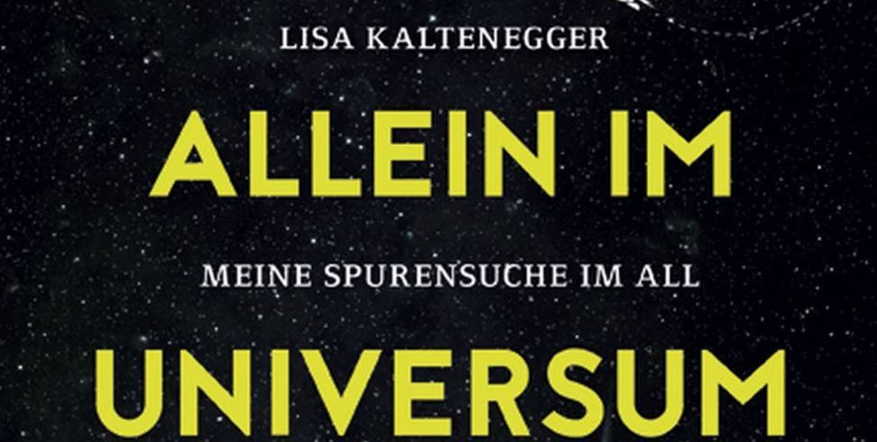 """Leben außerhalb des Planeten Erde oder sind wir """"Allein im Universum""""?"""