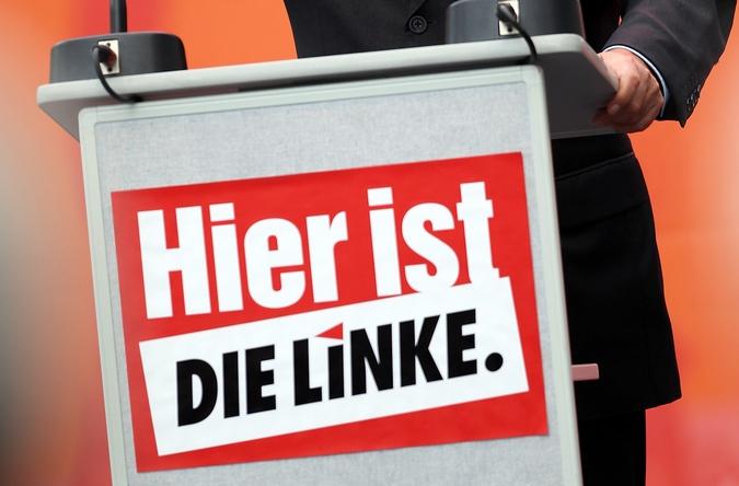 """Partei """"Die Linke"""" fordert Abschaffung der Grenzkontrollen"""