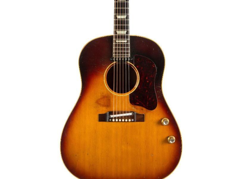 Lennon-Gitarre für 2,4 Millionen Dollar versteigert