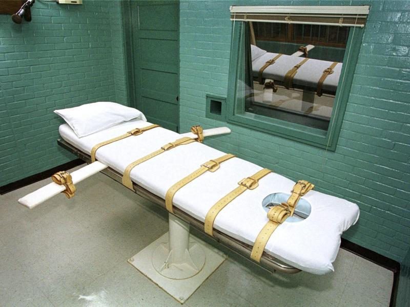 Texas: Geistliche dürfen Todeskandidaten nicht mehr in Hinrichtungsraum begleiten