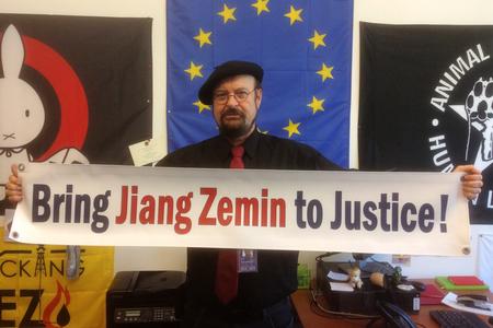 Deutscher EU-Abgeordneter Stefan Eck