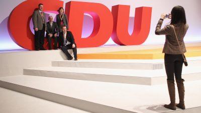 CDU-Anträge vor dem Parteitag: Kein Burka-Verbot, keine Obergrenze für Migration