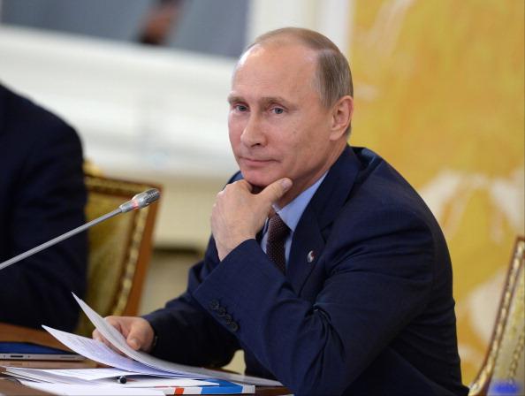 Putins Neujahrs-Rede im Wortlaut auf Deutsch