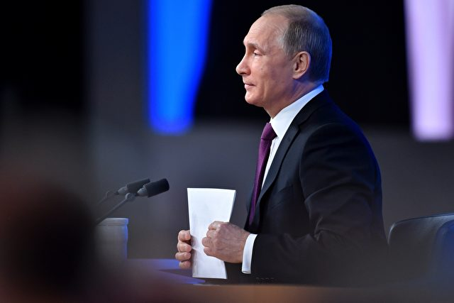Foto KIRILL KUDRYAVTSEV/AFP/Getty Images