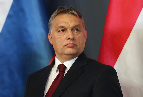 Viktor Orbán. Foto: Sean Gallup/Getty Images