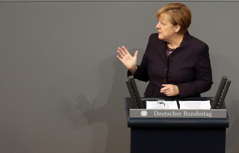 Merkel warnt vor erneutem Anstieg der Flüchtlingszahlen
