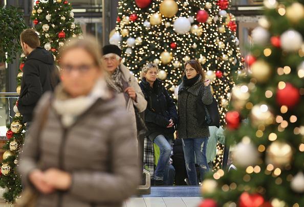 Im Fadenkreuz der Terroristen? Das christliche Weihnachtsfest und alles, was Freude macht. Foto: Sean Gallup/Getty Images