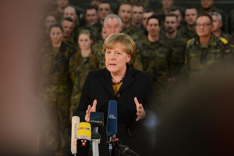 Syrien-Konflikt: Merkel weiterhin für Sturz von Baschar al-Assad