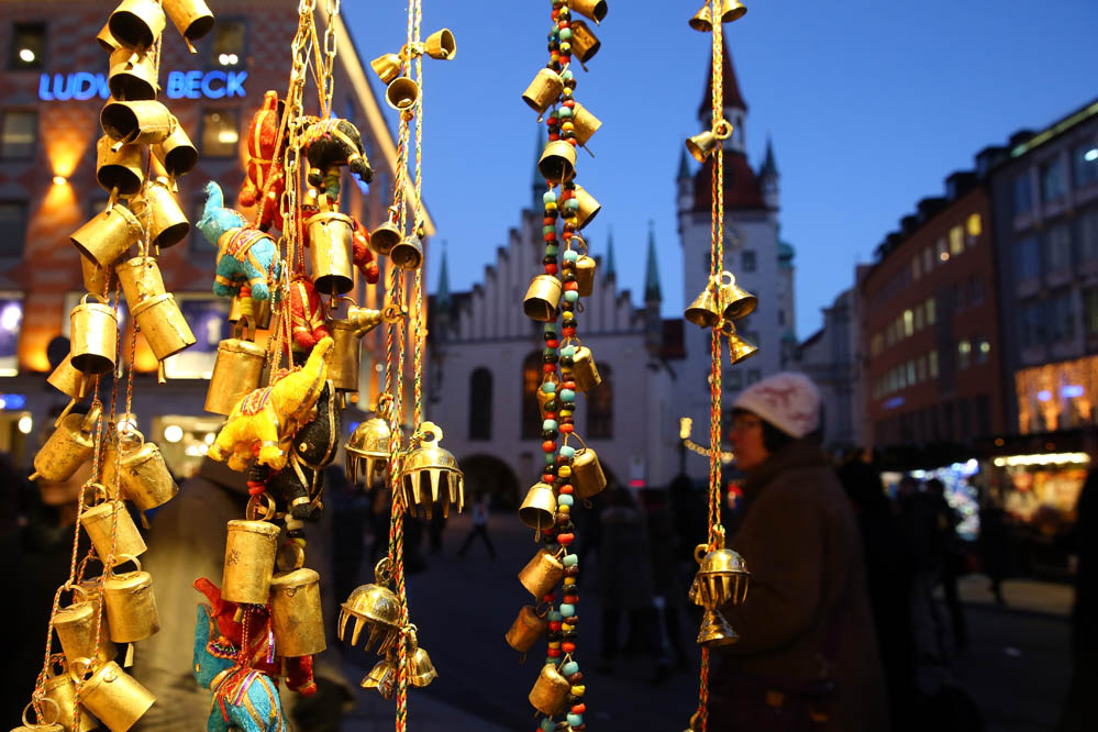 Verkaufsoffener Sonntag 20.12.2015 4. Advent: Die besten Weihnachtsmärkte in München, Frankfurt, Stuttgart
