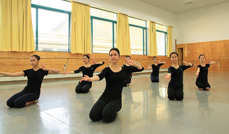 Von Tänzern lernen: Tadellose Haltung für hervorragende Gesundheit