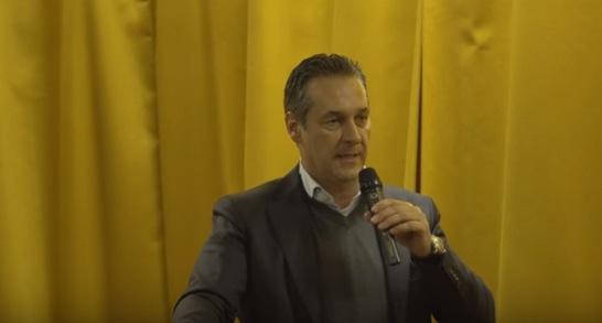 Video – Straches umstrittener Auftritt in Spielfeld: Was er wirklich gesagt hat