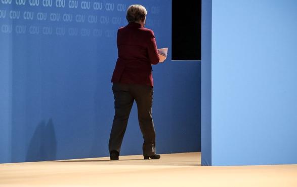 Der Ende der Parteien? Foto:MICHAEL KAPPELER/Getty Images