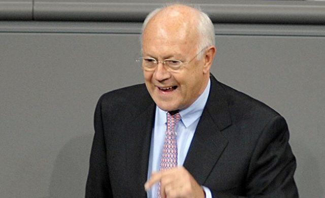 Hans-Peter Uhl Foto: Deutscher Bundestag  / Lichtblick / Achim Melde,  Text: über dts Nachrichtenagentur