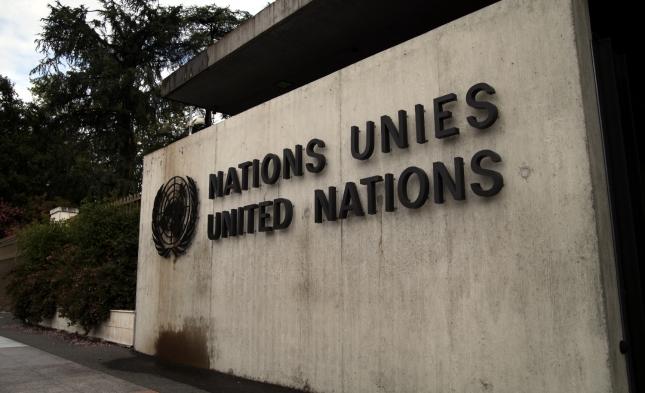 Vereinte Nationen müssen 2016 mit weniger Geld auskommen