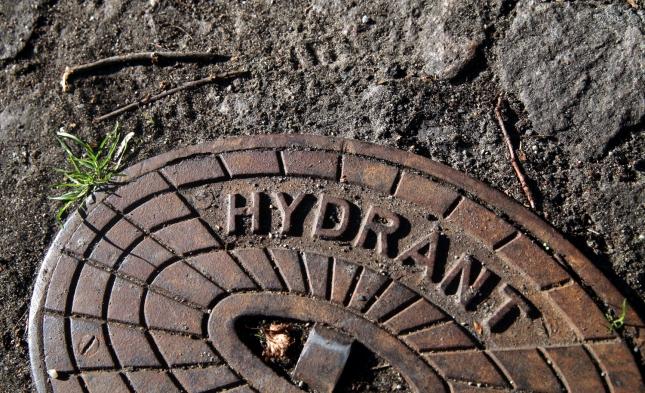 Feuerwehrverband beklagt fehlenden Druck in Hydranten
