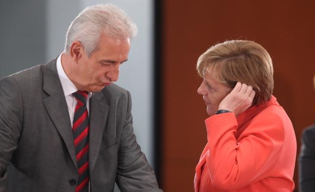 """CDU-Ministerpräsident Tillich: """"Wir haben die Grenzen des Machbaren erreicht"""""""