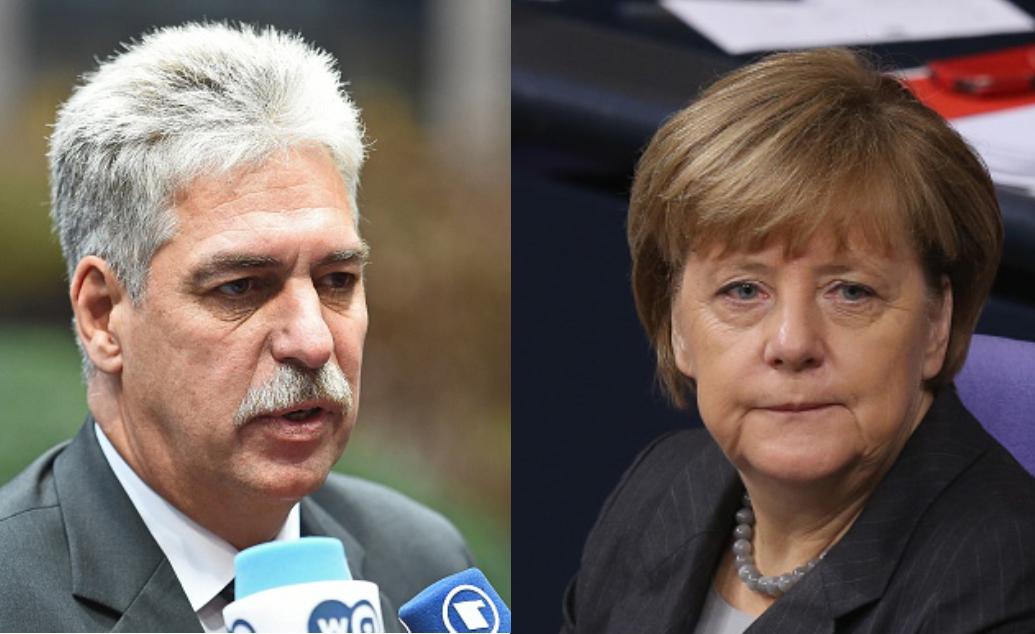 """Österreichs Finanzminister: Migranten haben """"unsere Länder überrannt"""" – Merkel muss Obergrenze bringen"""
