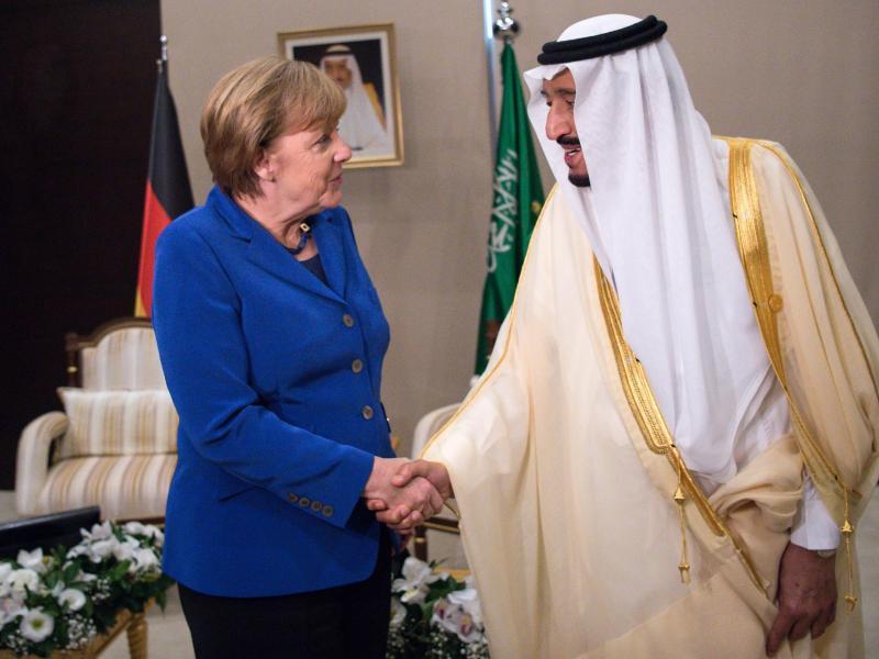 Bundeswehr soll saudiarabische Soldaten ausbilden