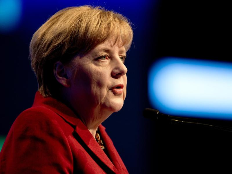"""""""Time""""-Magazin kürt Merkel zur """"Person des Jahres"""" 2015"""