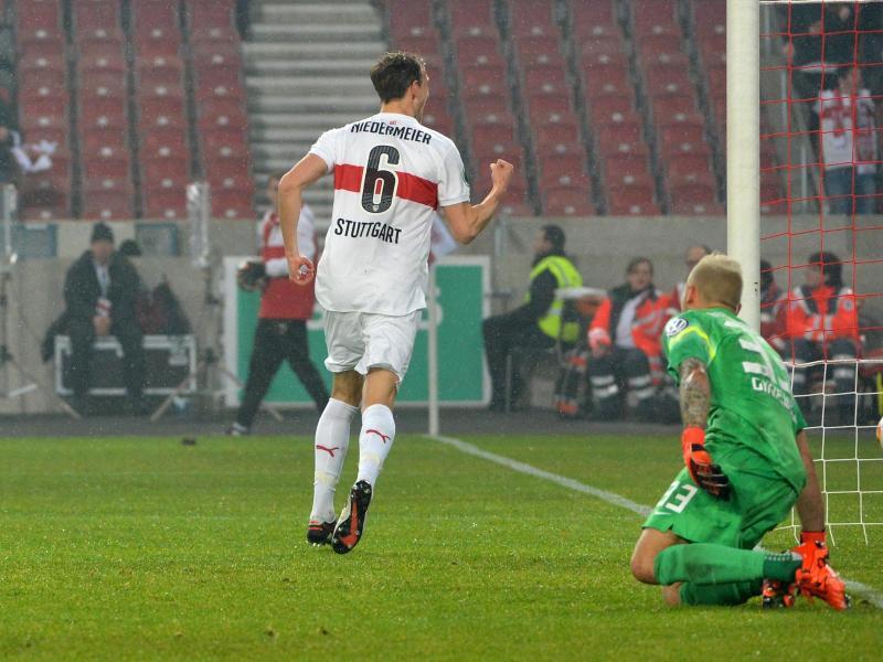 Stuttgart mit Pokal-Glück: 3:2-Sieg nach Verlängerung