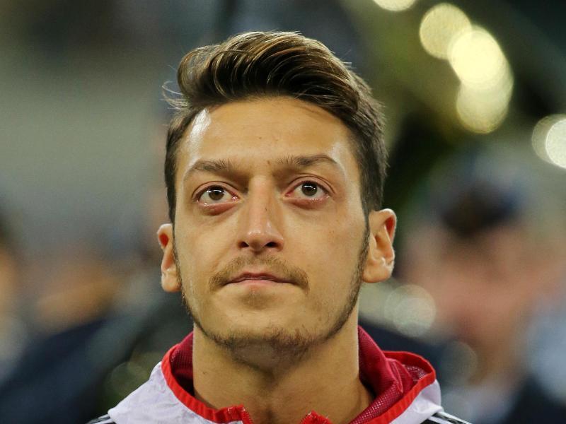 Weltmeister Özil: «Für mich ist es wichtig zu beten»