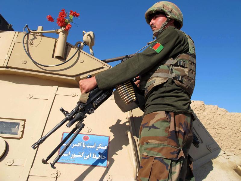 Islamischer Staat bekennt sich zu Anschlag in Moschee von Kabul