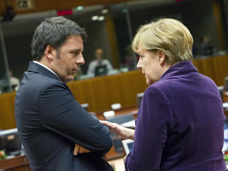 """Merkel steht ohne Abstriche zu ihrem Satz""""Wir schaffen das"""""""