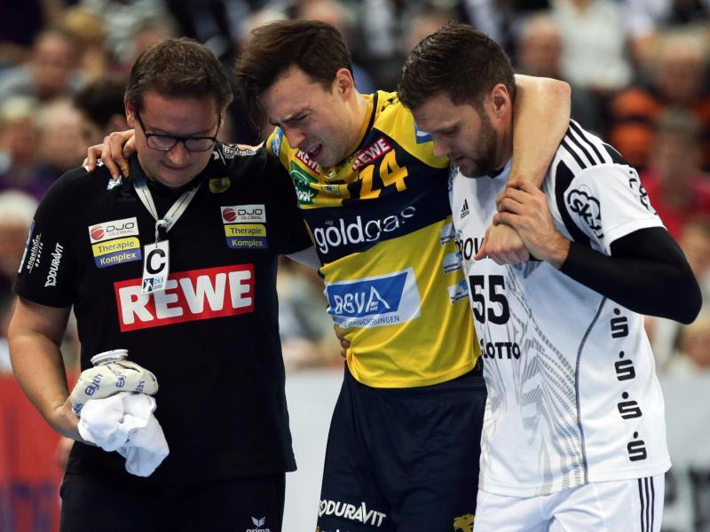 Groetzki fällt mit Wadenbeinbruch für Handball-EM aus