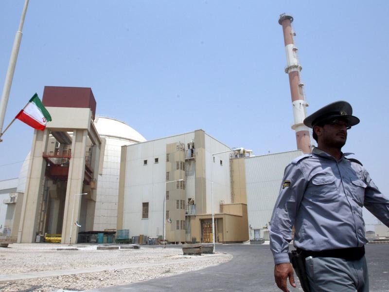 US-Sanktionen gegen Firmen in China und Russland die iranisches Atomprogramm unterstützen