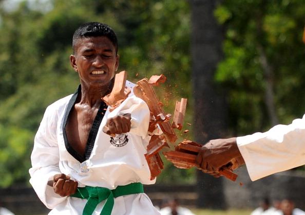 Die heilende Kraft der Kampfkunst