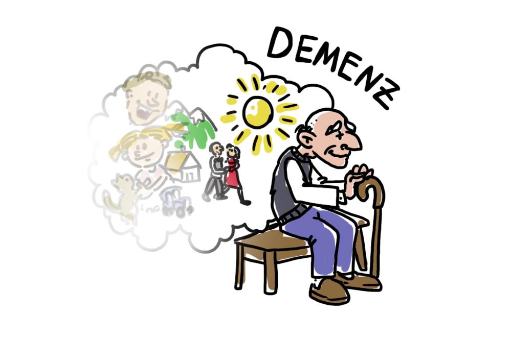 Wer bin ich? Demenz, Alzheimer und die Last der Angehörigen