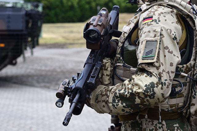 Bundeswehr. Foto: Getty Images