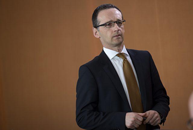 Heiko Maas Foto: JOHANNES EISELE/Getty Images