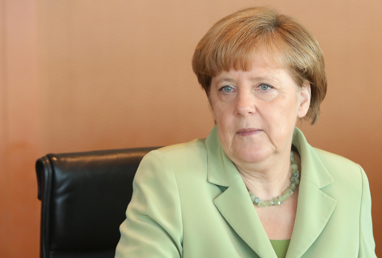 Merkel wünscht von EU Aufnahme von 1 Million Syrern