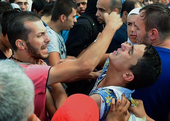 Schlägerei in Flüchtlingsheim: Drei Frauen verletzt ins Krankenhaus gebracht