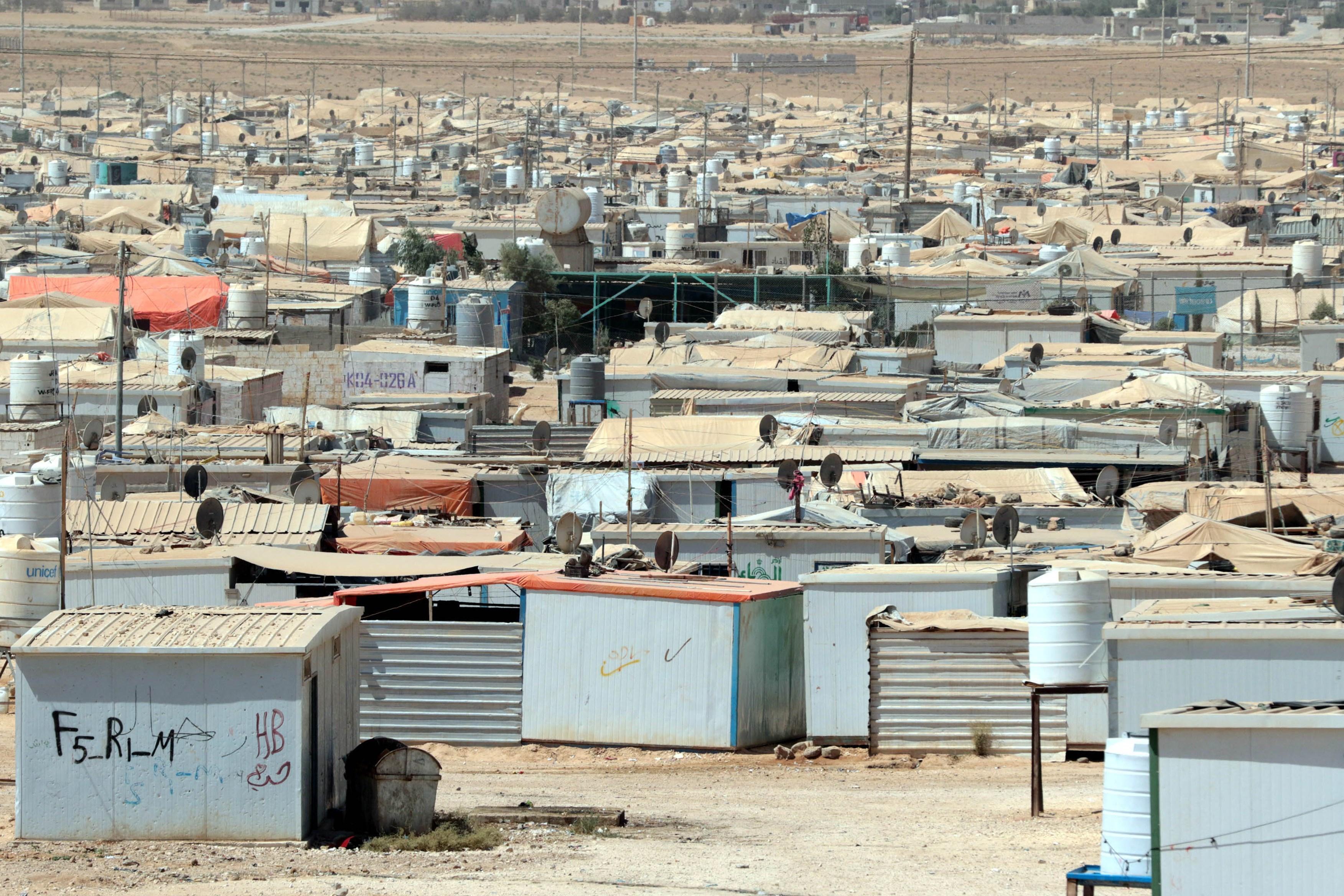 500.000 Arbeitsplätze und Lebenschancen schaffen: In Jordanien, Libanon und der Türkei