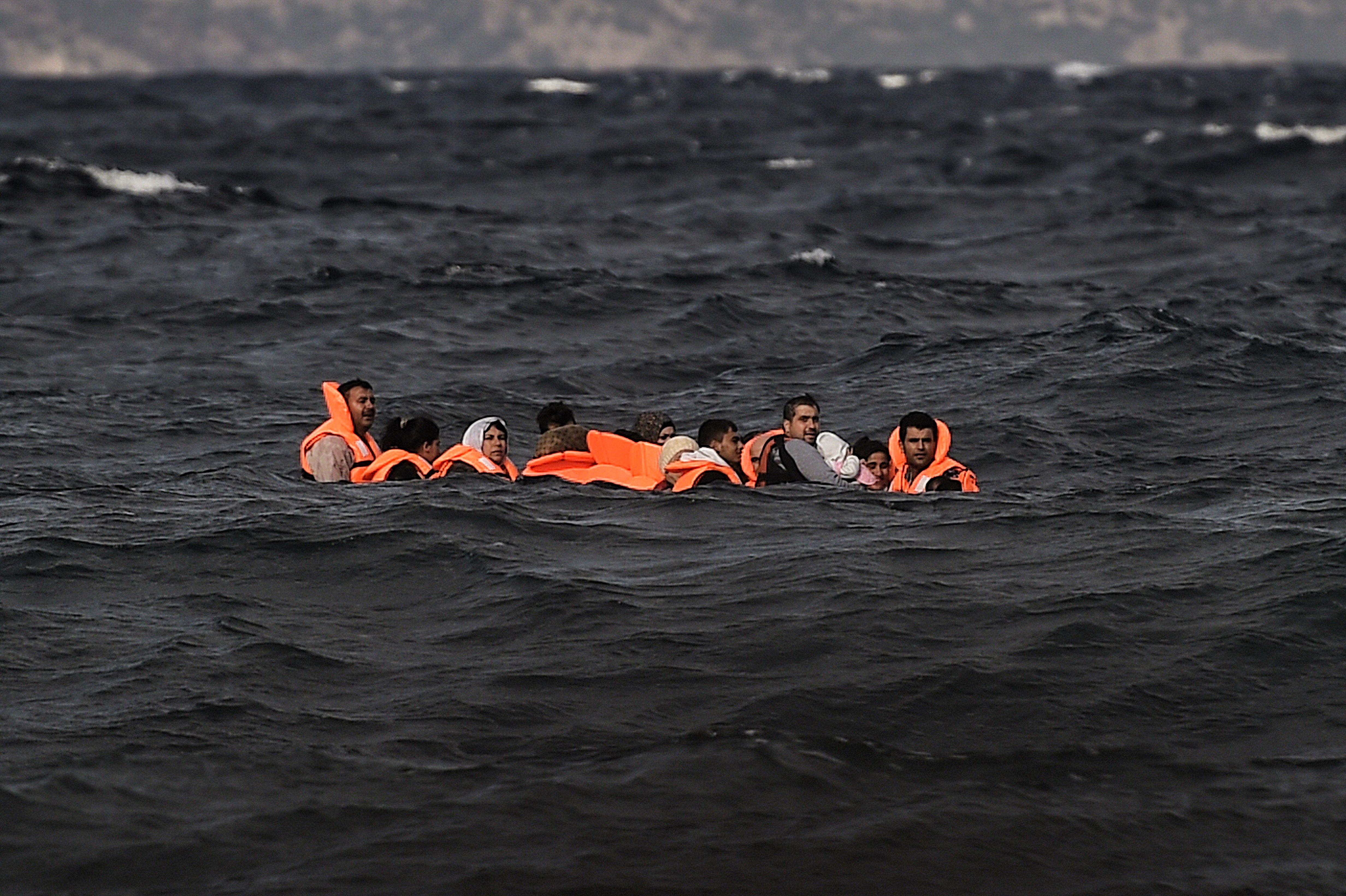 """Athen protestiert: Türkei """"bombadiert"""" uns täglich mit Tausenden Flüchtlingen"""