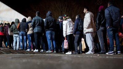 Weniger illegale Einreisen nach Deutschland über Österreich und die Schweiz