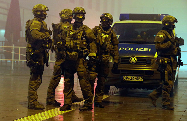 Terrorwarnung:Polizeieinsatz in MünchenFoto: Johannes Simon/Getty Images