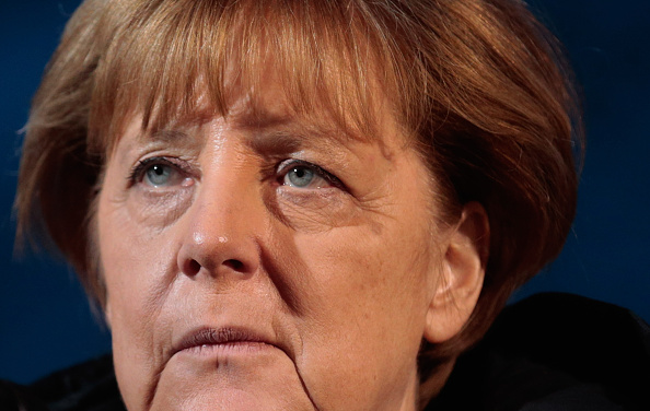 Bundeskanzlerin Angela Merkel Foto: Johannes Simon/Getty Images