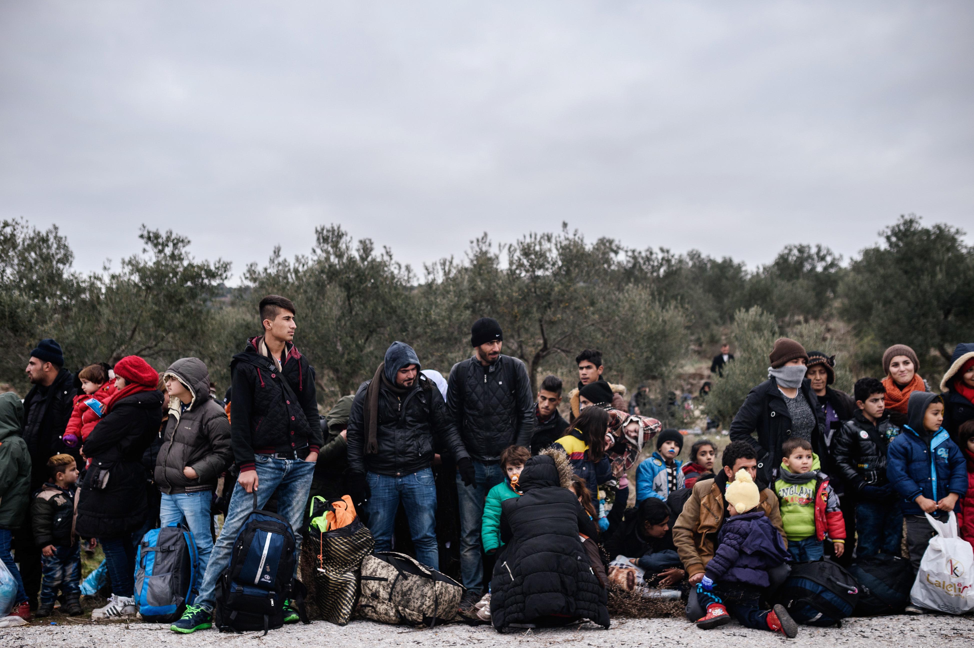 """De Maizière: Zeit läuft in Flüchtlingskrise davon – """"Wir möchten Klarheit, bis der Frühling kommt."""""""