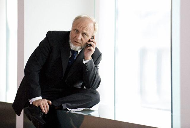 Hans-Werner Sinn, ehemaliger Präsident des ifo-Forschungsinstituts in München. Foto: AFP / Getty Images lesen