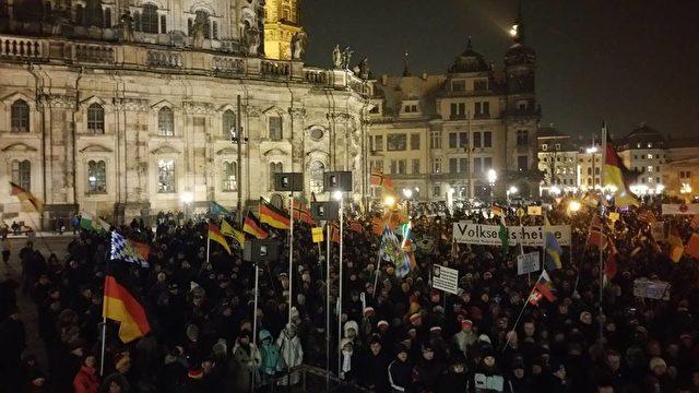 Pegida Dresden Heute Live Stream