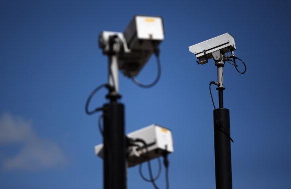 Die totale Überwachung droht Foto: Dan Kitwood/AFP/Getty Images